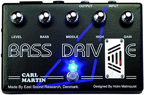 Carl Martin BassDrive High End Tube Bass Drive/Preamp