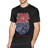 Photo de Tee Shirt Homme Cool Morbid Angel Noir par top1998