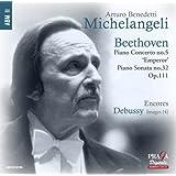 Beethoven: Piano Concerto No.5 ; Debussy: Images