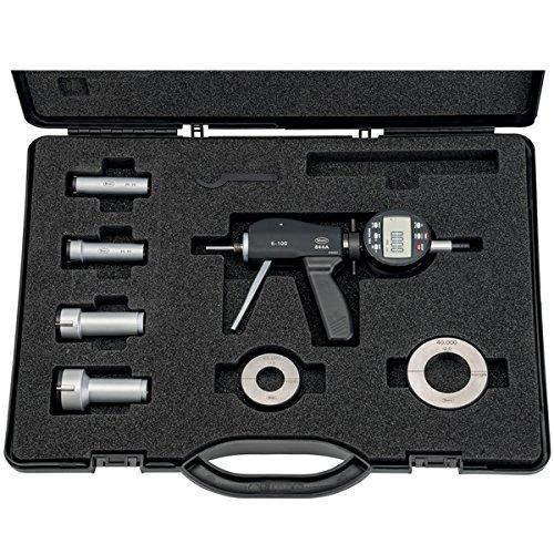 centrage automatique mesurant Ensemble de pistolet 844 de 50 mm Wdi