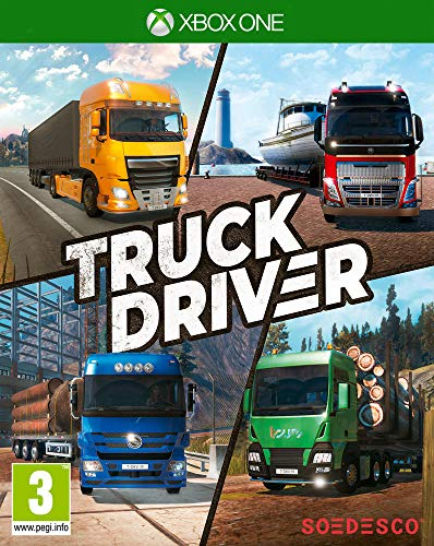 Truck Driver pour Xbox One