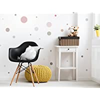 I-love-Wandtattoo WAS-10378 - Set de pegatinas de pared para habitación infantil
