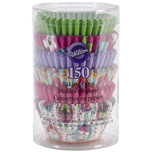 Mini Baking Cups-Pinks 150/Pkg -