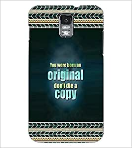 PrintDhaba Quote D-4140 Back Case Cover for SAMSUNG GALAXY S5 (Multi-Coloured)