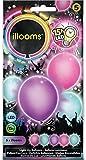 Illooms 33964 - Girlie Ballon, 5-er Pack