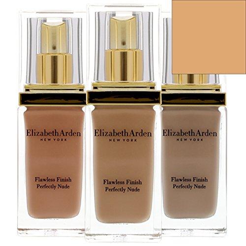 Elizabeth Arden Flüssige Foundation Flawless Finish Perfectly Nude N°07 Golden Nude 15 SPF 30 ml, Preis/100 ml: 86.63 EUR -