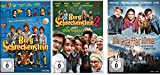 Burg Schreckenstein 1+2 & Die Pfefferkörner und der Fluch des schwarzen Königs - 3 Spielfilme im Set - Deutsche Originalware