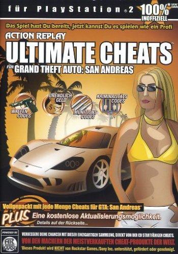 Ultimate Cheats - Grand Theft Auto: San Andreas (San Ps2 Spiel Gta Andreas)