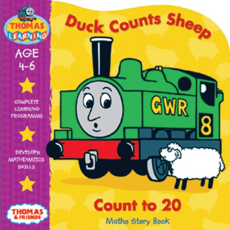 Duck Counts Sheep: Maths Reading Book: Starting Maths with Thomas (Thomas Learning)