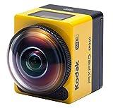 Kodak SP360 Explorer Pixpro Action Kamera Pack schwarz