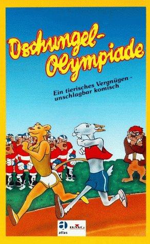 Die Dschungel-Olympiade [VHS] Crystal Atlas