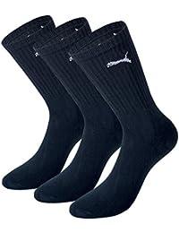 Puma Herren Unisex Sport Socken in gewohnter Puma Markenqualität. 9 Paar ,mt2