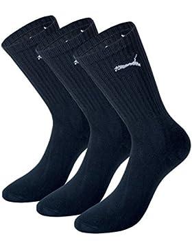 Puma Herren Unisex Sport Socken in gewohnter Puma Markenqualität. 9 Paar