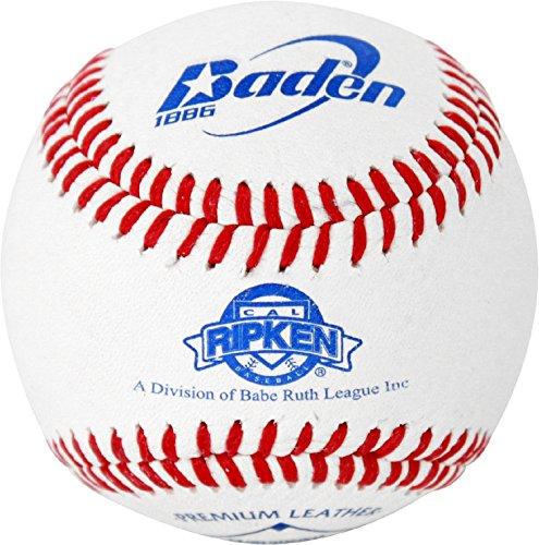 Baden 1BBBRG Babe Ruth/Cal Ripkin Baseball, offizielles Produkt, 12 Stück -