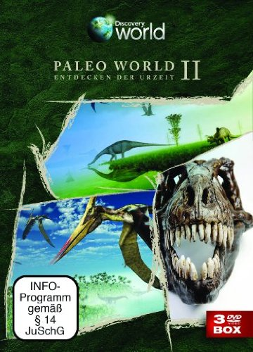 II - Entdecken der Urzeit (3 DVDs)