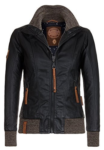 Naketano Female Jacket Andy Alten Wemser Black