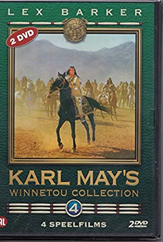 Karl May'S Winnetou Collection - 2 DVD - 4 Speelfilms - NL