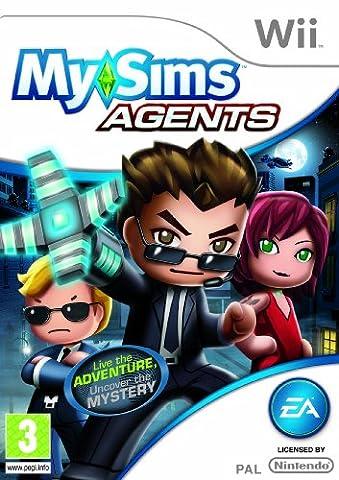 MySims Agents [UK Import]