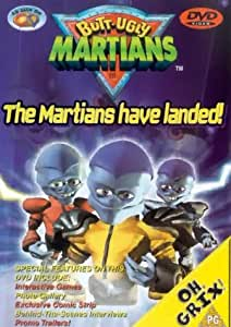 Butt-Ugly Martians - The Martians Have Landed [2001] [DVD]