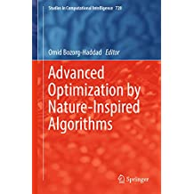 Advanced Optimization by Nature-Inspired Algorithms (Studies in Computational Intelligence Book 720) (English Edition)