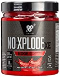 BSN N.O.-XPLODE XE Pre Workout Performance Supplement with Beta Alanine, Vitamin B12