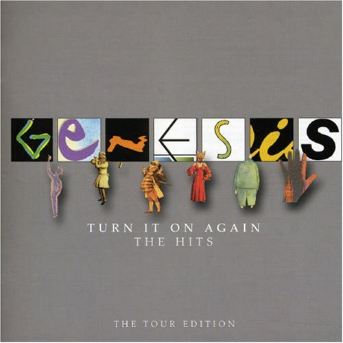 Turn It on Again: The Tour Edition by GENESIS (2007-12-21)