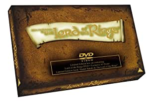 The Lord of the Rings -- Limited Edition Box Set [DVD]