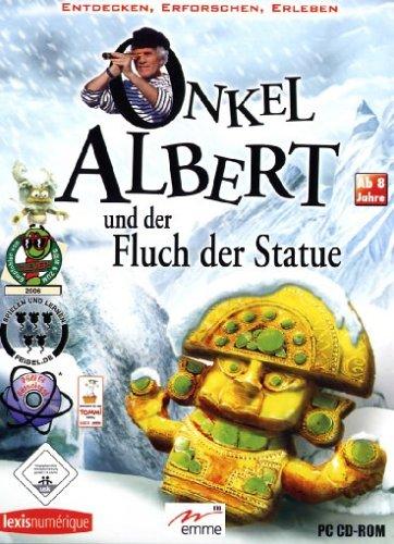 Onkel Albert und der Fluch der Statue (Albert-statue)