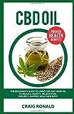 CBD OIL PROVEN HEALTH BENEFITS: CBD oil for Anxiety, Chronic Pain, Depression, Diabetes