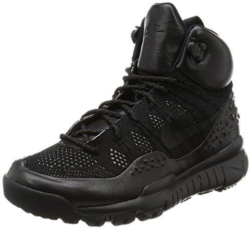 Nike Damen 862512-001 Turnschuhe Schwarz
