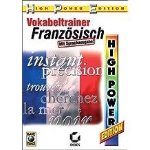 Vokabeltrainer Französisch