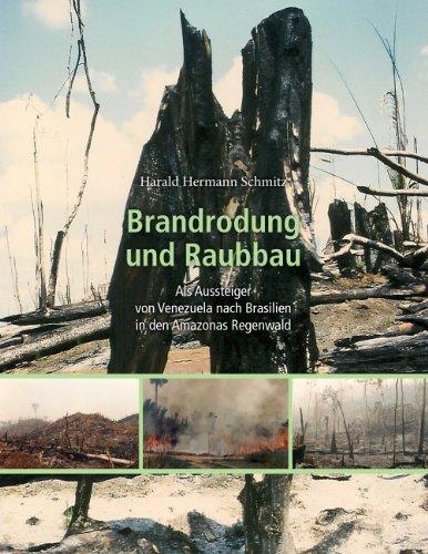 Brandrodung and Raubbau: Als Aussteiger von Venezuela nach Brasilien in den Amazonas Regenwald