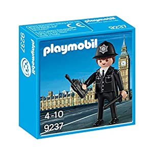 Playmobil 9237 British Bobby policeman - exclusive figure