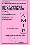 AMIE - Section (B) Microwave Engineering ( EC-413) Electronics and Communication Engineering Solved and Unsolved Paper