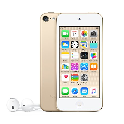 Produktbild Apple MKHC2FD/A iPod Touch 64GB Speicher gold
