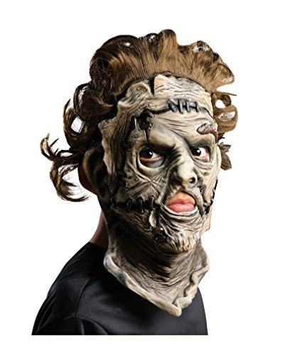 ssaker Leatherface Halbmaske (Texas Chainsaw Massacre Leatherface Maske)