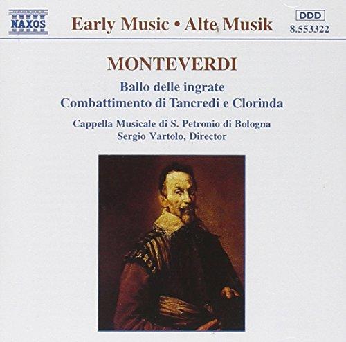 Monteverdi : Ballo delle Ingrate - Combattimento di Tancredi e Clorinda