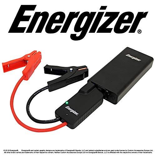 Energizer 50807Agli ioni di litio auto Jump starter-500a/12000mAh