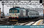 Perfect for railway fans or railway modellers.A series of images taken in Venice and Milan in 2002, and shows a range of FS TrenItalia rolling stock including D445, E444, E633, E402, E652 and many others. An ideal companion if you are interested in I...