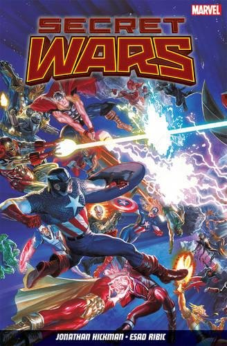Secret Wars por Jonathan Hickman