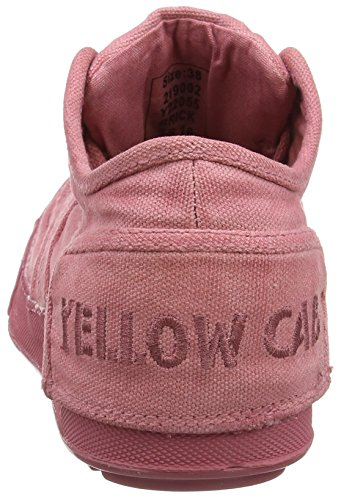 Yellow Cab Damen Ground W Sneakers Rot (Brick)
