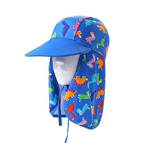 6647956d6b4 zhpjjlyhtq Respirant l oreille Sun Hat Baby Baby Cou Bonnet De Protection  UV Respirant l