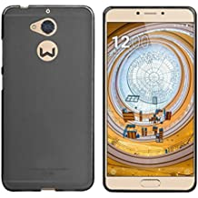 FUNDA de GEL TPU para WEIMEI WE PLUS 2 COLOR NEGRA