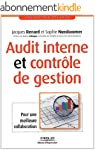 Audit interne et contr�le de gestion
