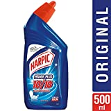 #9: Harpic Powerplus Toilet Cleaner Original, 500 ml