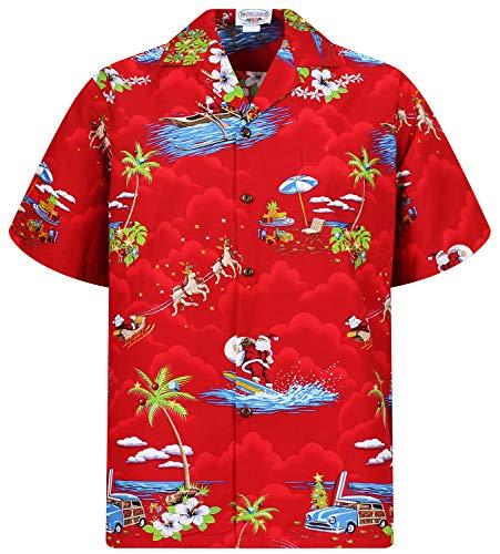 915fa381 Hawaiian shirt christmas the best Amazon price in SaveMoney.es