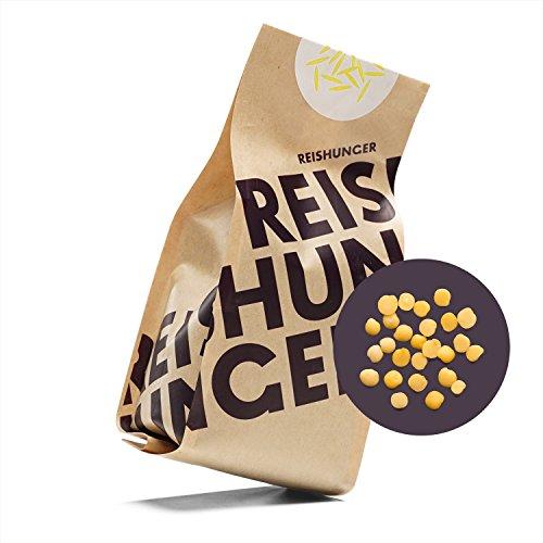 Reishunger Gelbe Bio-Linsen, geschält, 3er Pack (3 x 3 kg) - erhältlich in 200 g bis 9 kg
