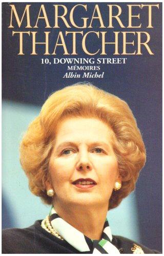 Descargar Libro Mémoires / Margaret Thatcher Tome 1 : 10 Downing street de Margaret Thatcher