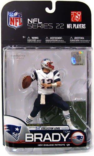 McFarlane NFL Series 22 Tom Brady - New England Patriots (Tom Brady Mcfarlane Figuren)