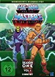 He-Man and the Masters of the Universe - Season 1, Vol. 1, Episoden 1-33 [3 DVDs]